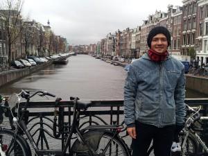 Mehmet Ali Cetinkaya - 29 Kasim 2013 - Amsterdam, Hollanda -01-