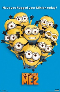 Despicable Me 2 - Poster 1