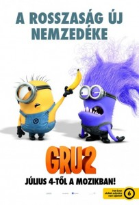 Despicable Me 2 - Poster