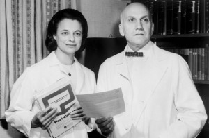 Dr. William Masters ve Virginia Johnson