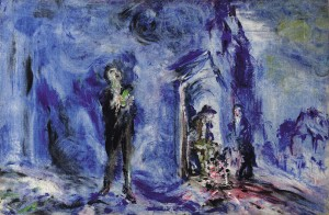 Jack Butler Yeats - O He Sings To The Night (1963)