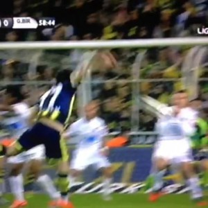 1 Mart 2014 - Fenerbahce - Genclerbirligi 1. Penalti -2-