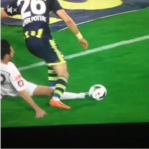 1 Mart 2014 - Fenerbahce - Genclerbirligi 2. Penalti -1-