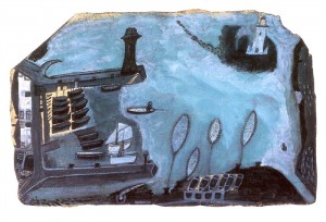 Alfred Wallis - This Sain Fishery That Use To Be