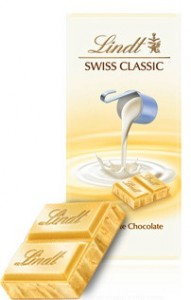Lindt - Swiss Classic - White Chocolate