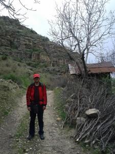 Mehmet Ali Cetinkaya - 19 Nisan 2014 - Kasabala Vadisi, Beypazari, Ankara