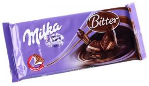 Milka - Bitter