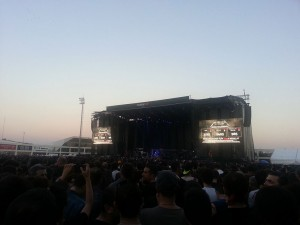 13 Temmuz 2014, Metallica by Request Tour, Istanbul -02-