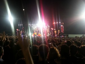 13 Temmuz 2014, Metallica by Request Tour, Istanbul -07-