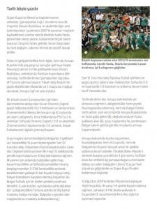 Hayatım Futbol, #141, 22 Agustos 2014 -04-