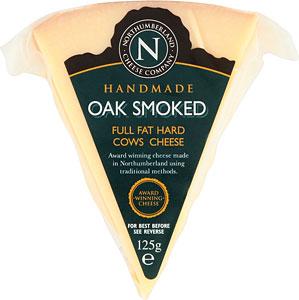 Oak Smoked Wensleydale