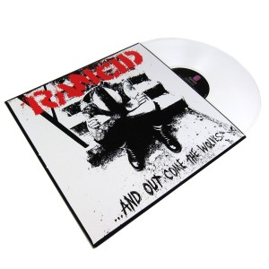 Rancid - And Out Come the Wolves, Colored Version
