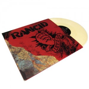 Rancid - Lets Go - 20th Year Aniversery, 3 Color x 700 Copy, 10inch 2 Vinyl Version