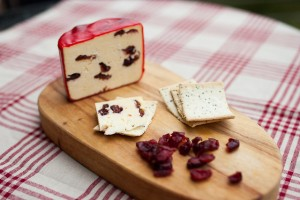 Wensleydale with Cranberry (England) -2-