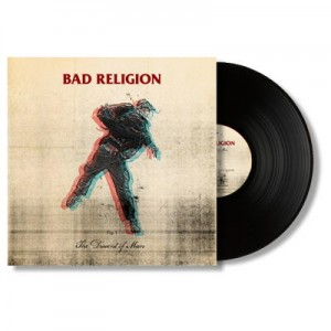 Bad Religion - The Dissent of Man (Black Vinyl)