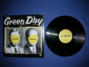 Green Day - Nimrod (LP)