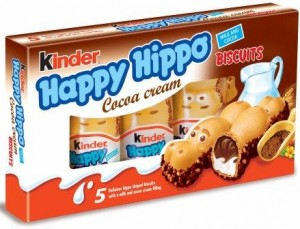 Ferrero - Kinder - Happy Hippo