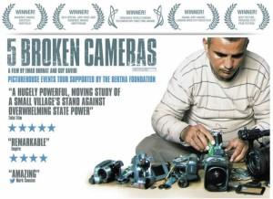 5 Broken Cameras ala 5 Kirik Kamera