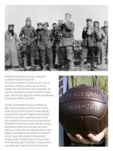 Christmas Truce, Mert Saribas, Hayatım Futbol, #158 - 29 Aralık 2014 -02-