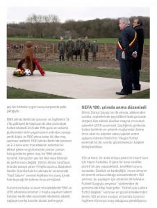 Christmas Truce, Mert Saribas, Hayatım Futbol, #158 - 29 Aralık 2014 -03-