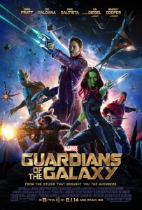 Guardians of the Galaxy 3D aka Galaksinin Koruyuculari