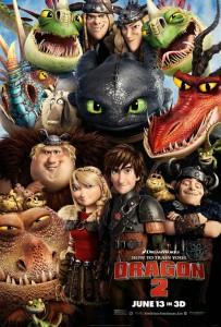 How to Train Your Dragon 2 3D aka Ejderhani Nasil Egitirsin 2