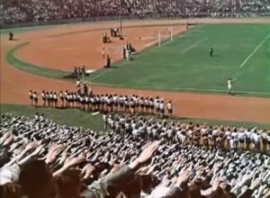 Nazi Selami - 22 Haziran 1941 - Rapid - Schalke
