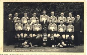Rapid Wien 1940-1941
