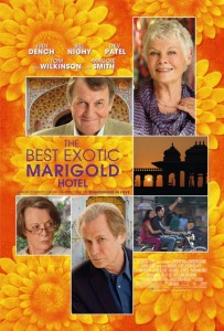 The Best Exotic Marigold Hotel aka Hayatimin Tatili