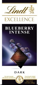 Lindt - Excellence - Intense - Blueberry Dark