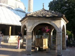 12 Temmuz 2015, Koski Mehmed Pasa Cami aka Koski Mehmed-pasina Dzamija aka Koski mehmed Pasha Mosque, Mostar, Bosna-Hersek -01-