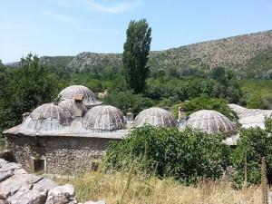 13 Temmuz 2015, Hamam, Pociteli (Pocitelj), Bosna-Hersek