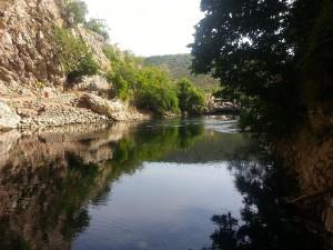 13 Temmuz 2015, Neretva nehri, Blagay, Hersek-Neretva, Bosna-Hersek -02-