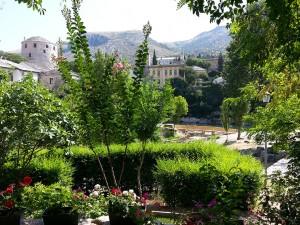 13 Temmuz 2015, Pansion Nur, Mostar, Bosna-Hersek