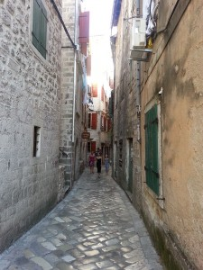 14 Temmuz 2015, Old Town, Kotor, Kardag -02-