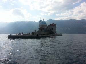 14 Temmuz 2015, Our Lady of the Rocks Adasi, Perast, Karadag -07-
