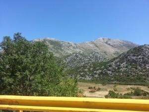 14 Temmuz 2015, Stolac-Trebinje Yolu, Bosna-Hersek