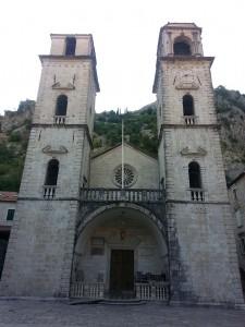 15 Temmuz 2015, Aziz Tryphon Katedrali, Old Town, Kotor