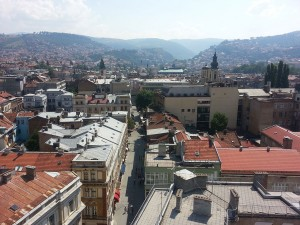 17 Temmuz 2015, Hecco Hotelden, Saraybosna, Bosna-Hersek -04-