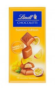 Lindt – Summer Edition – Mango & Maracuja (Mago ve Carkifelekli Sutlu Cikolata)
