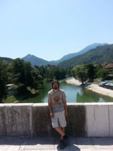 Mehmet Ali Cetinkaya - 12 Temmuz 2015, Konjic Koprusu, Konjic, Bosna-Hersek