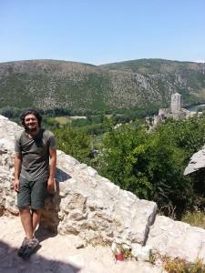 Mehmet Ali Cetinkaya - 13 Temmuz 2015, Pociteli (Pocitelj), Bosna-Hersek -02-