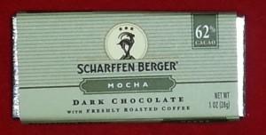 Scharffen Berger - Mocha
