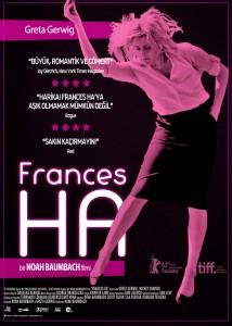Frances Ha - Turkce Poster