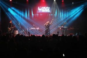 Oh Land @Ankara Nordic Music Festival 2015, Meb Sura Salonu -1-