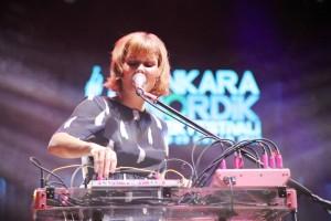 Oh Land @Ankara Nordic Music Festival 2015, Meb Sura Salonu -3-