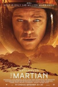 The Martian aka Marsli