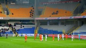 6 Aralik 2015 - Basaksehir - Genclerbirligi, Basaksehir Fatih terim Stadi, Istanbul -03-
