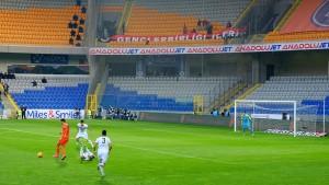 6 Aralik 2015 - Basaksehir - Genclerbirligi, Basaksehir Fatih terim Stadi, Istanbul -05-