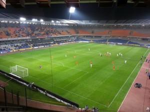6 Aralik 2015 - Basaksehir - Genclerbirligi, Basaksehir Fatih terim Stadi, Istanbul -06-